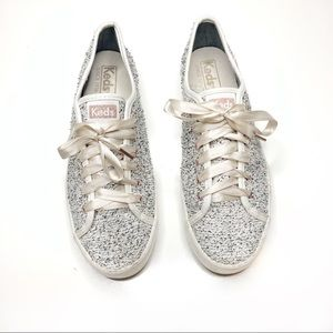 Keds Lace Up Slip On Sneakers 8